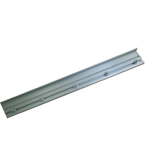 Anodized Aluminum Mounting Section