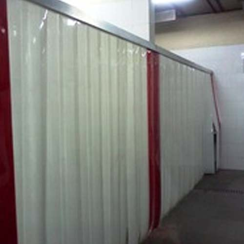 Sliding PVC Strip Curtains
