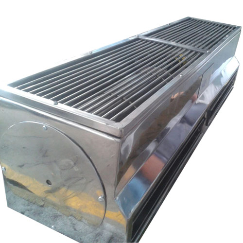 SS 304 Material Air Curtains